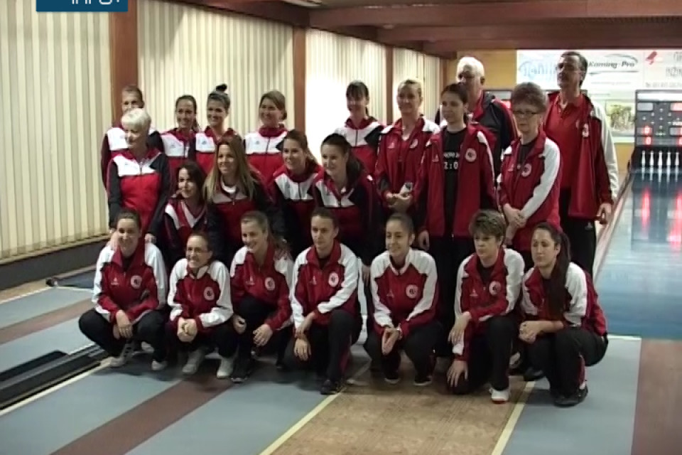 Kuglašicama Kozare prvenac u Ligi šampiona