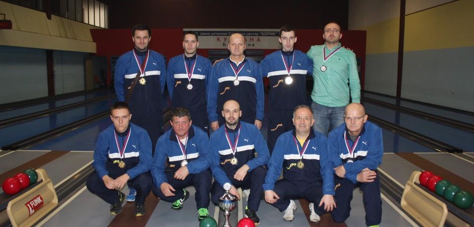 Ревита одбранила трофеј освајача КУП-а РС