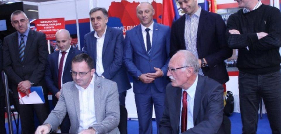 Na Sajmu sporta 2017,potpisan sporazum o saradnji između KSS i KSRS !